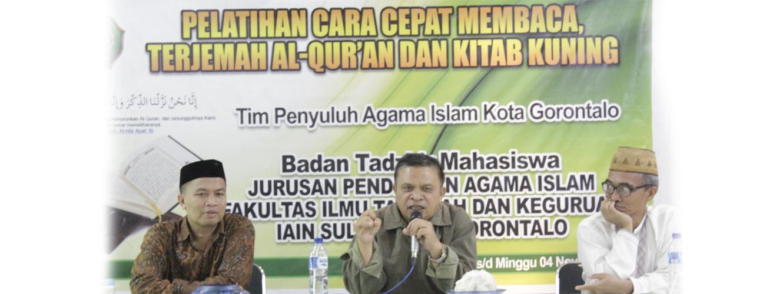 Pai Fitk Iain Sultan Amai Gorontalo